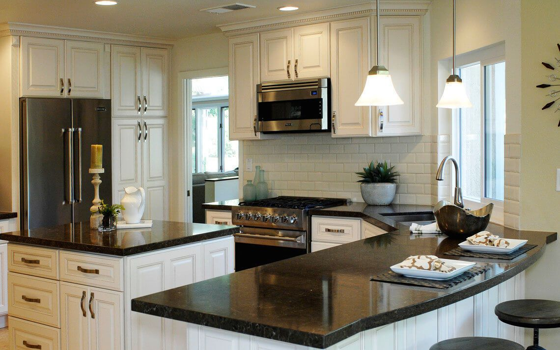 A View Of Venice Creme Cabinets For Project 1 Cabinet Home Kitchen