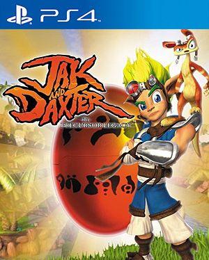 Jak and Daxter: The Precursor Legacy (PS2 Classics