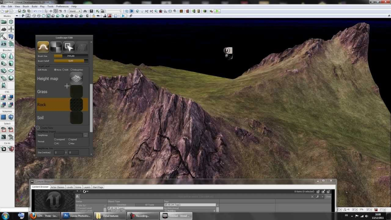 Importing Terrain Into Ue4 Unreal Engine 3d Architecture 3d