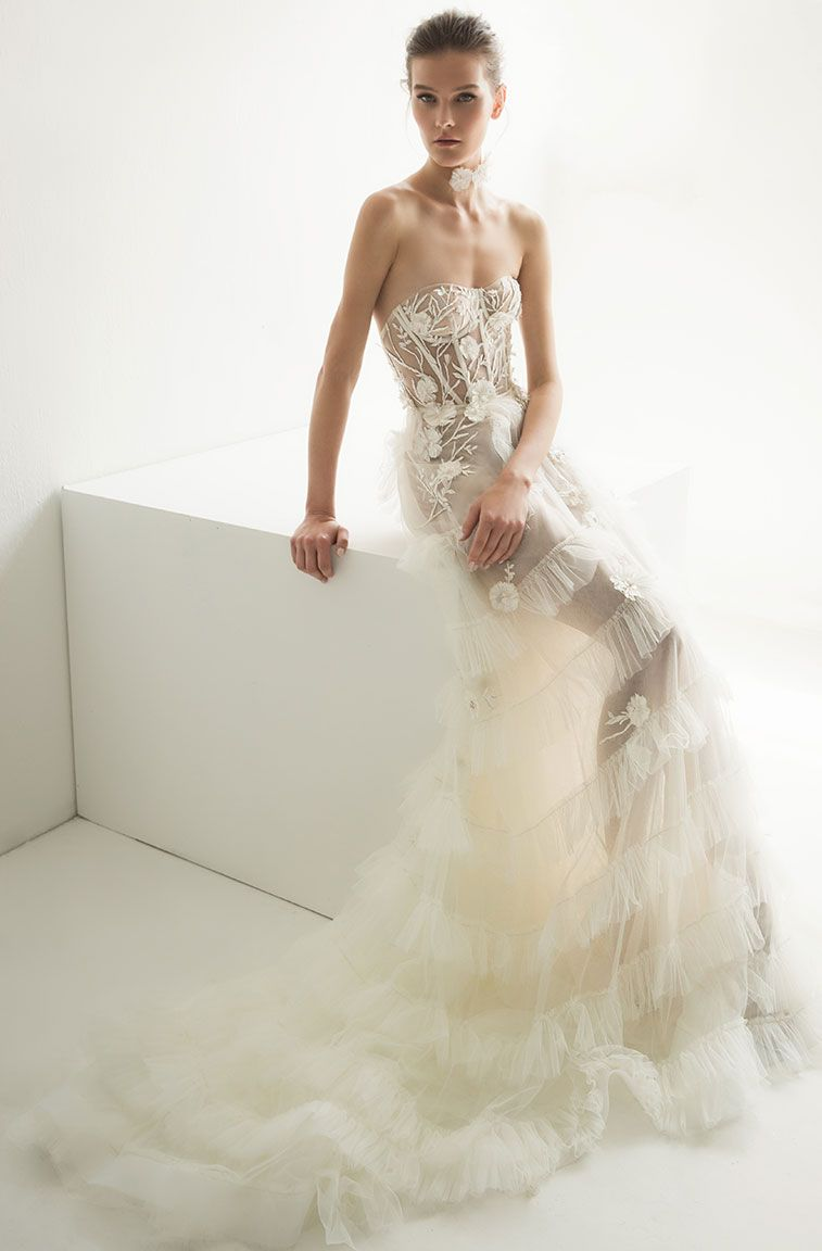Lee Petra Grebenau Wedding Dresses 2018 – Pre 2018