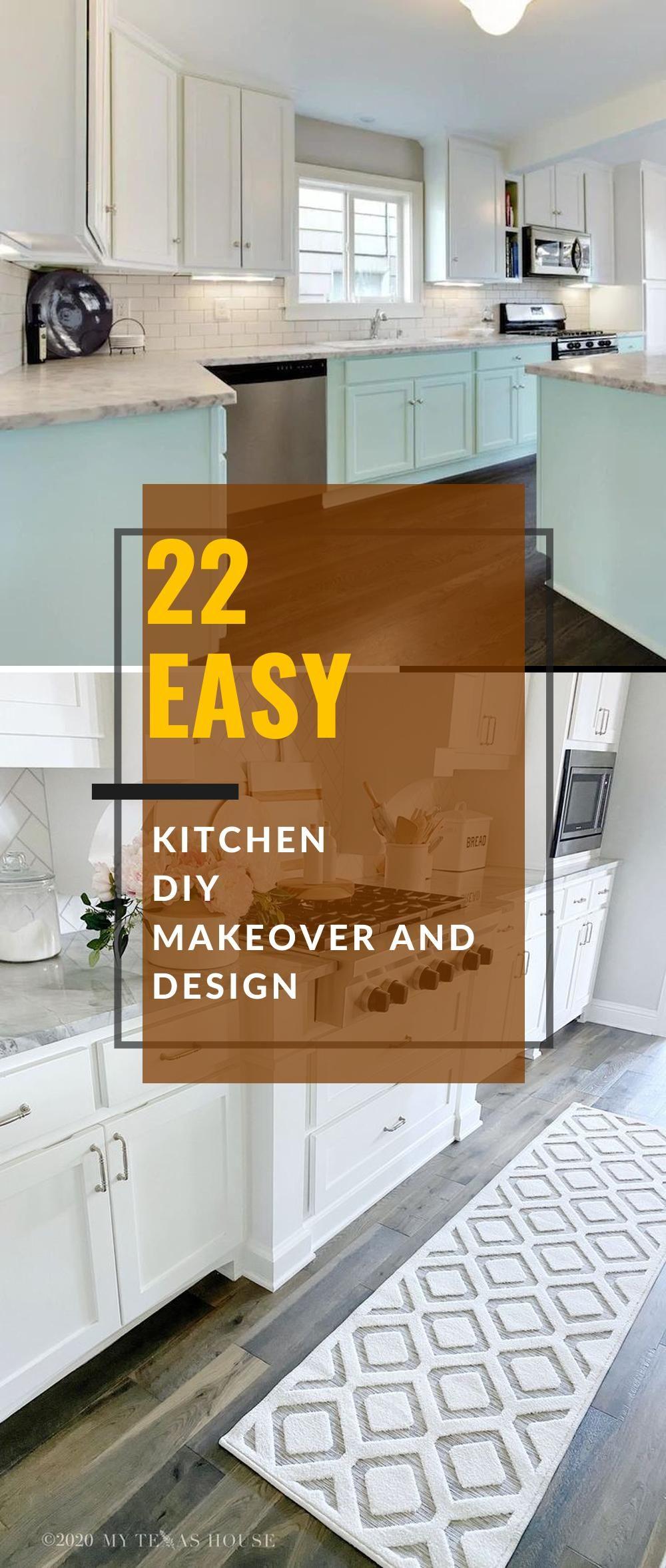 Best Kitchen Makeover Ideas In 2021 Diy
