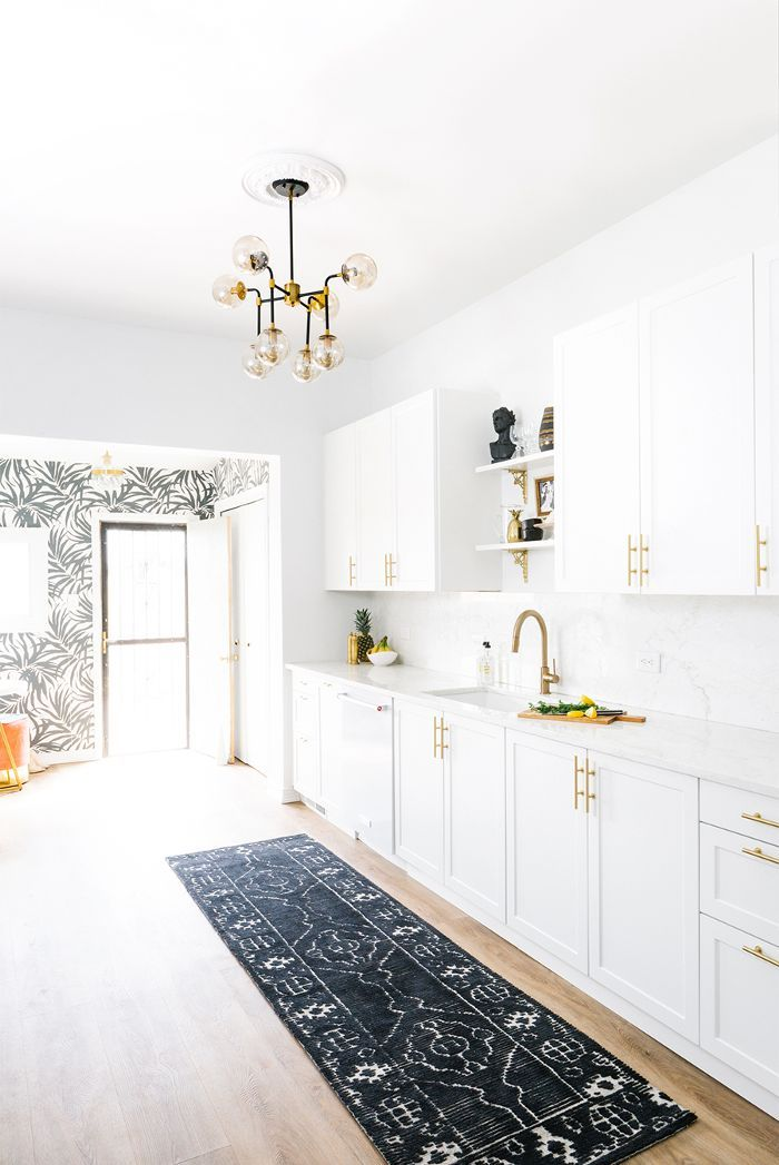 Tile And Decor Denver Inside A Head Designer's Parisianinspired Townhouse  Cabinets