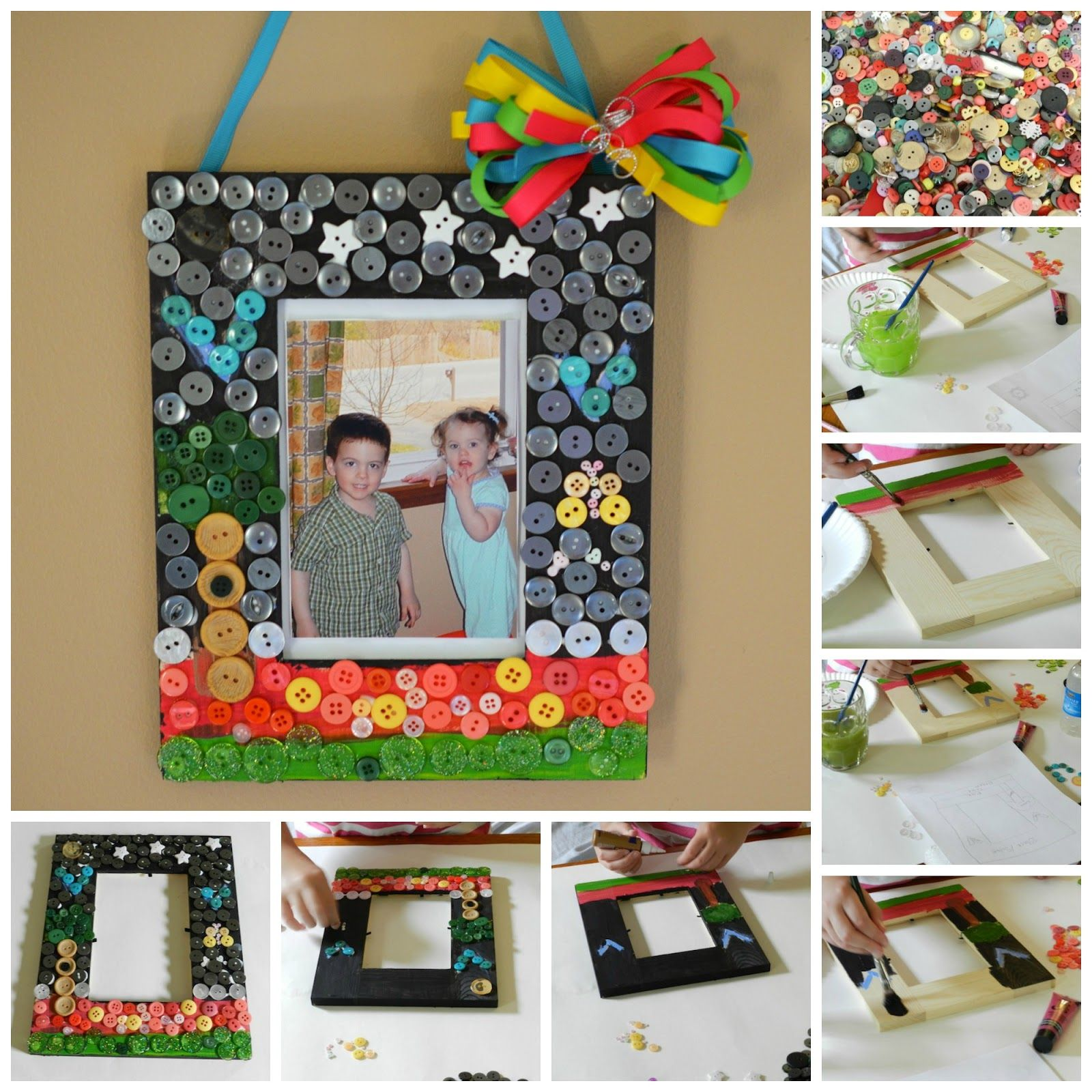10 Effortless Diy Picture Frame Ideas Picture Frame Crafts Photo Frame Crafts Diy Picture Frames