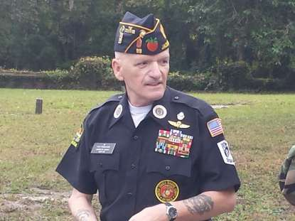 Marine Sgt James Bj