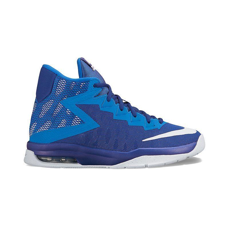 34dce9767e2a Nike Air Devosion Grade School Boys  Basketball Shoes
