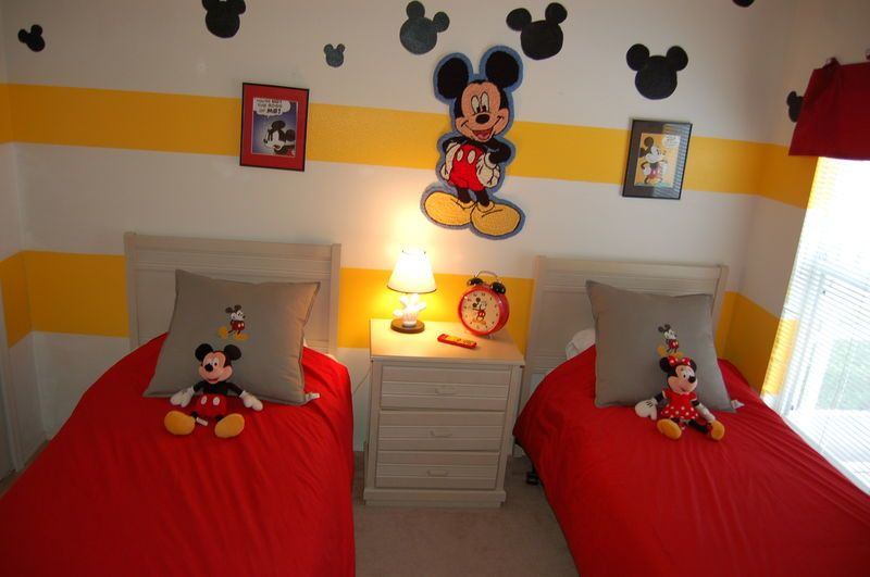 Love The Paint Scheme Modern Yet Relaxing And Still Mickey