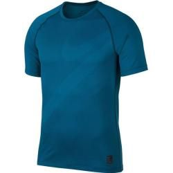 Photo of Nike men's training shirt short sleeve, size Xl In Green Abyss / nightshade / green Abyss, size Xl In Gree