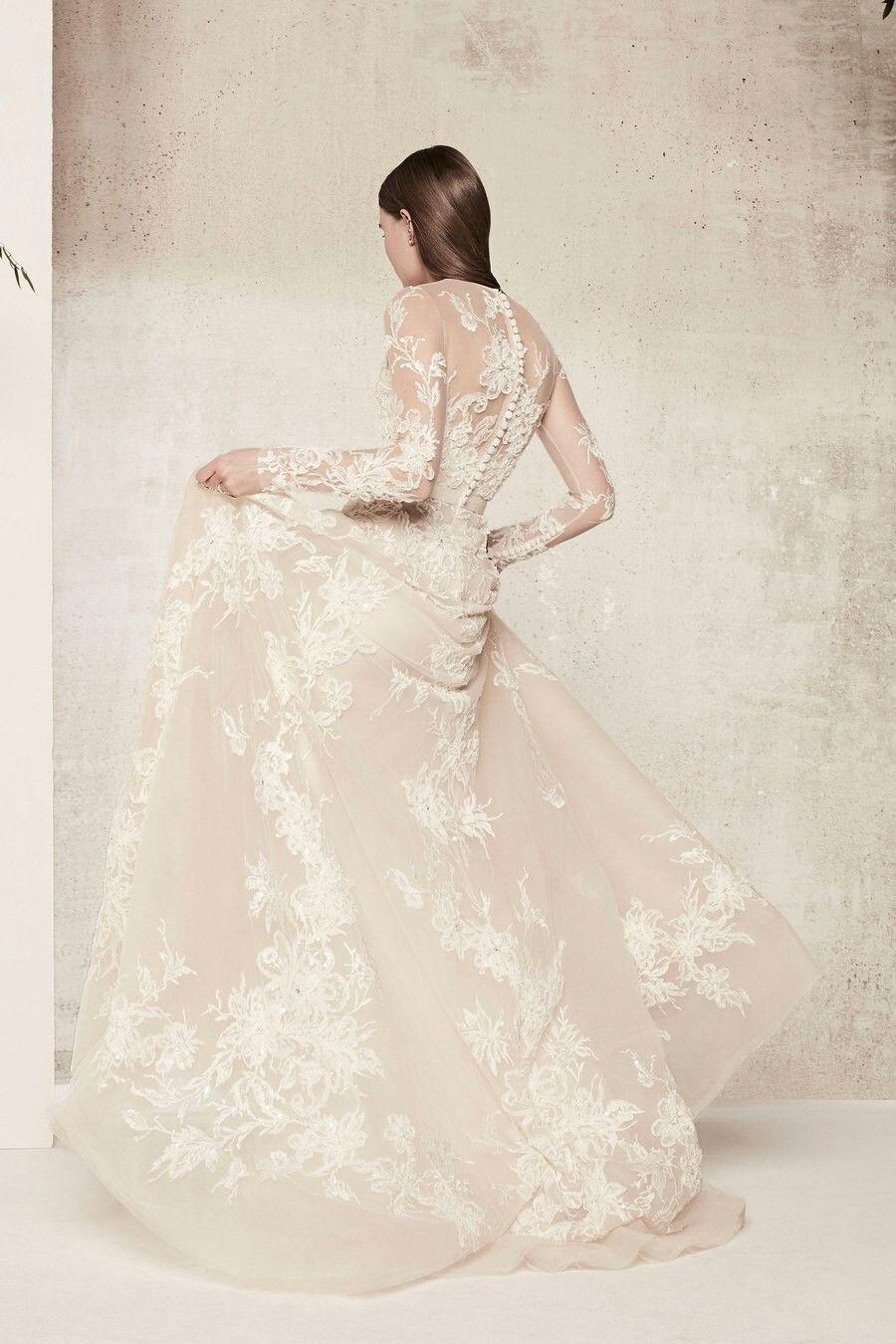 Ellie saab bridal spring fashion pinterest ellie saab