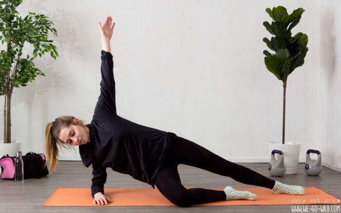 Core Pilates Workout: Mit 11 Übungen zu einem trainierten Oberkörper