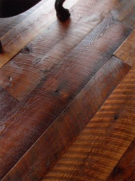 hardwax oil finish floors - how bold &beautiful wood grain comes