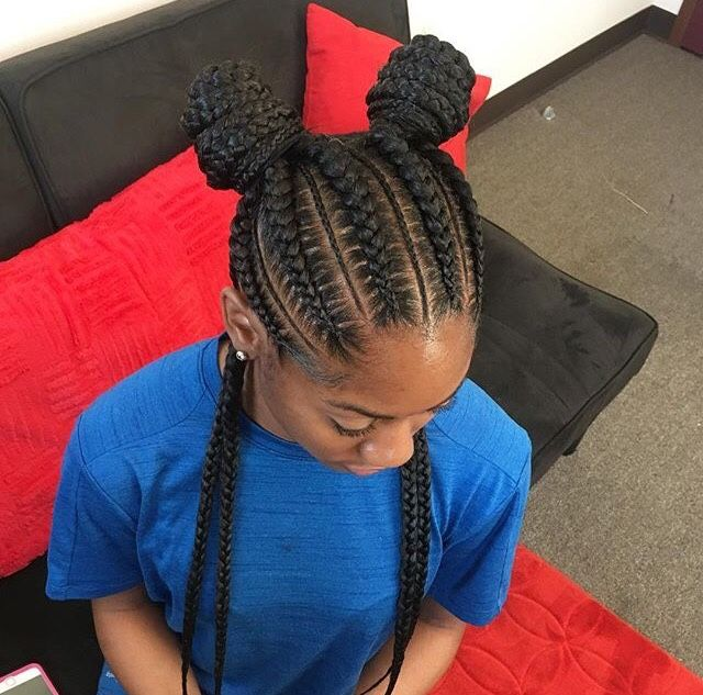A Blog Showcasing Different Hairstyles For Black Women Men Natural Hair Weaves Braids Relaxed Natural Hair Styles Natural Hair Braids Hair Styles