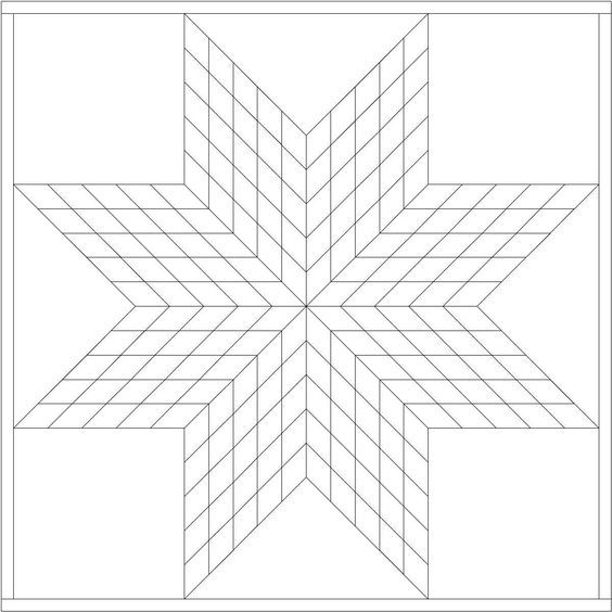 photograph regarding Quilt Templates Printable known as Star Quilt Templates Printable No 1 contains at any time come to be lousy