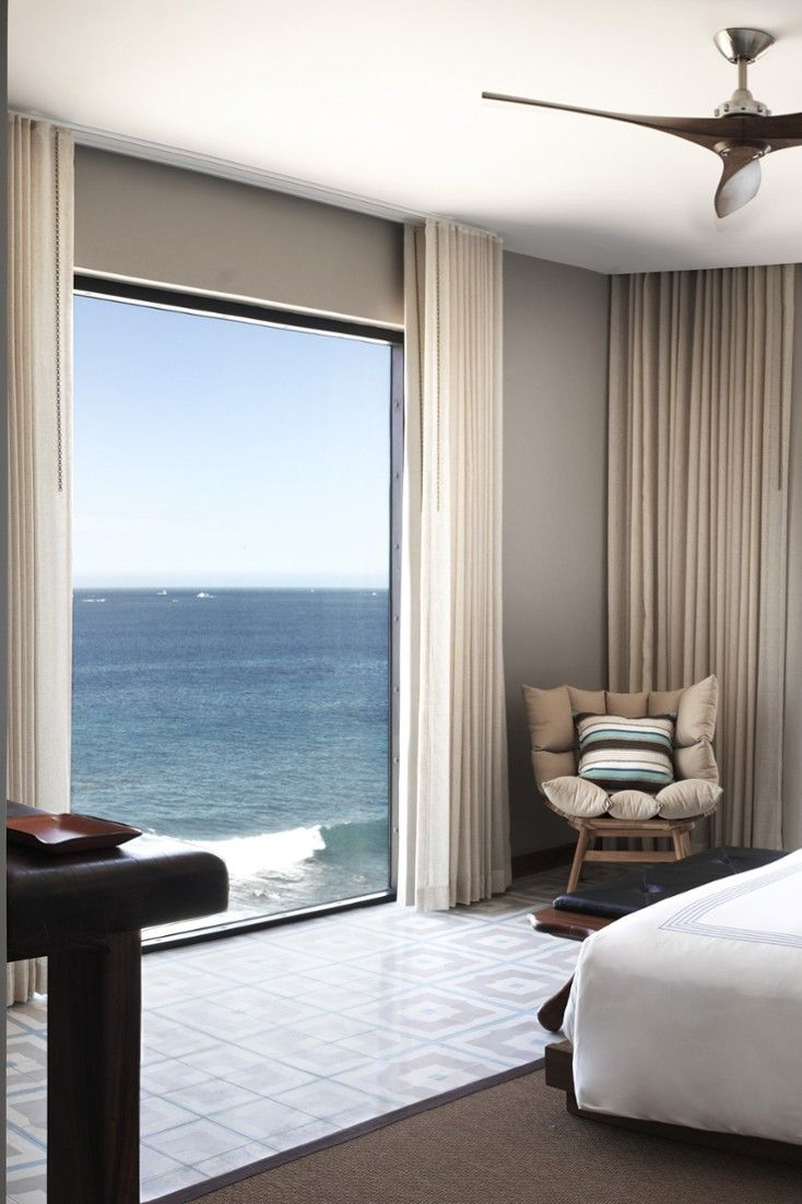 Guestrooms have dead-on views of the Sea of Cortez horizon and the iconic Arch in the distance. #Jetsetter