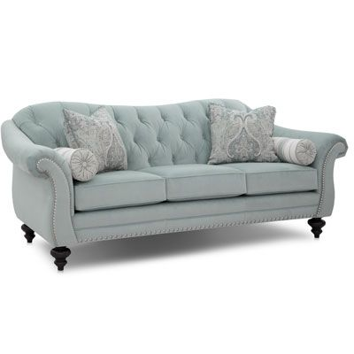Unique Smith Brothers 239 1920 s style Sofa 90th Anniversary Edition Available in over 1 000 different upholstery options New - Luxury smith brothers sofas For Your Home