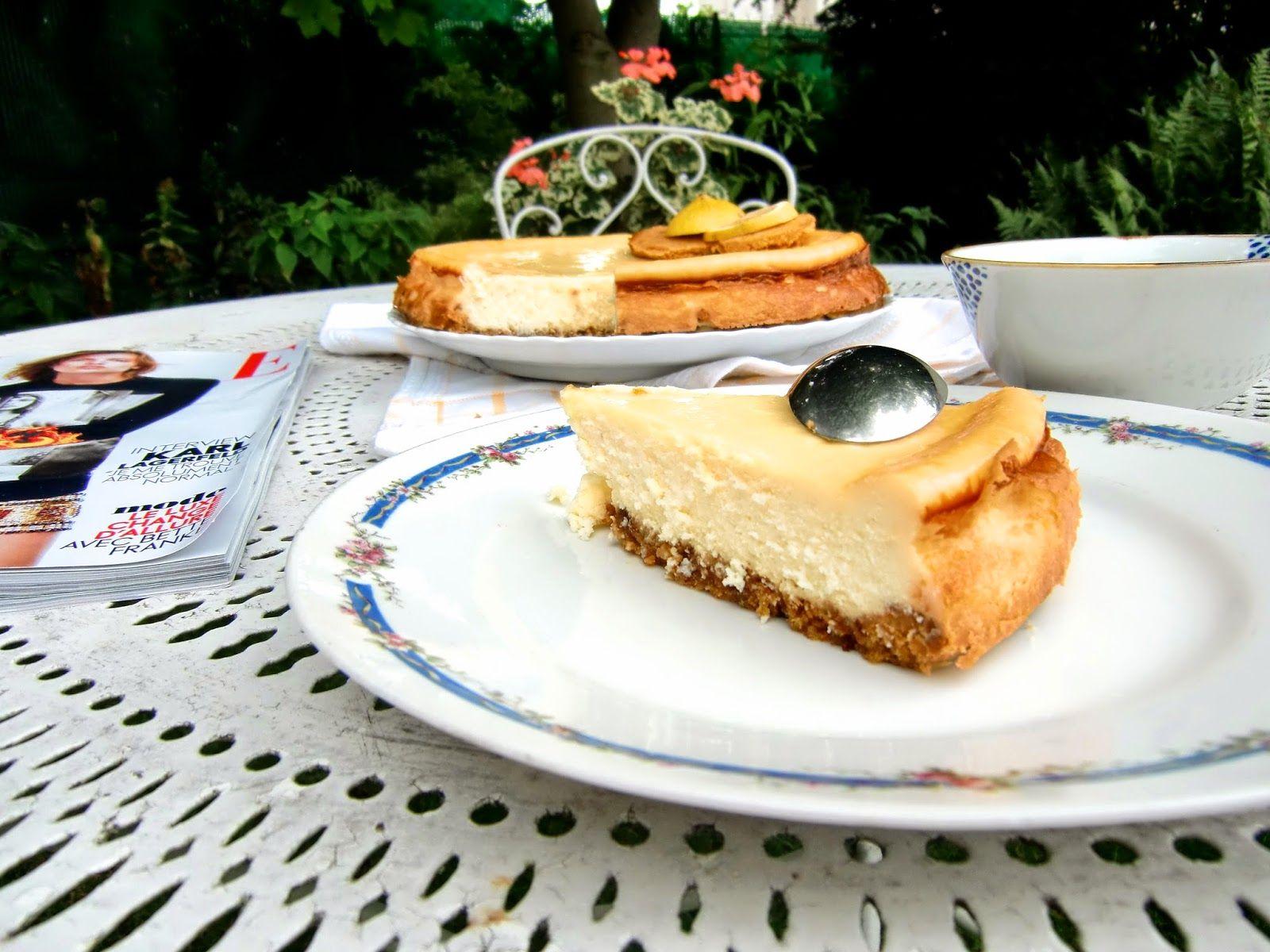 Julie Remacle – Blog mode, beauté, art de vivre, écologie à Nantes: Cheesecake a …   – Papilles