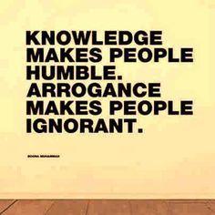 Ignorant Women Quotes. QuotesGram | Quotes | Arrogant people ...