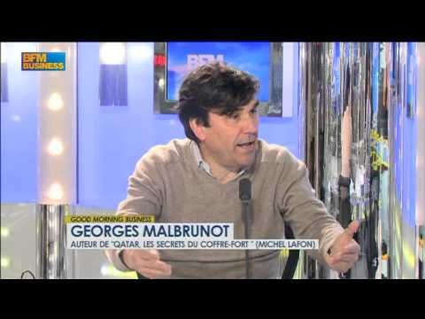 FOOTBALL -  Ligue des champions, PSG - Barça : Georges Malbrunot dans Good Morning Business - 2 avril - http://lefootball.fr/ligue-des-champions-psg-barca-georges-malbrunot-dans-good-morning-business-2-avril/