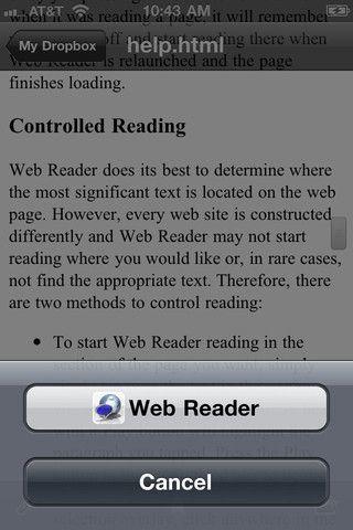 Web Reader Text To Speech Speech Text Readers