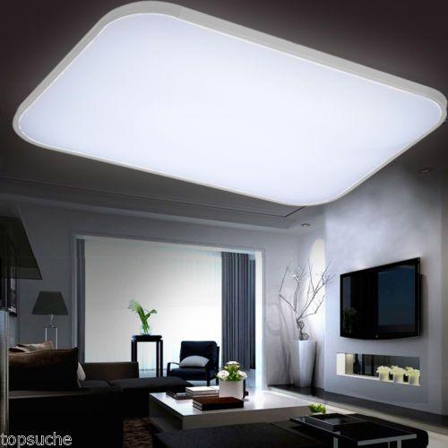 Led decken lampe deckenleuchte 36w wand beleuchtung küchen fernbedienung dimmbar eek asparen25 com