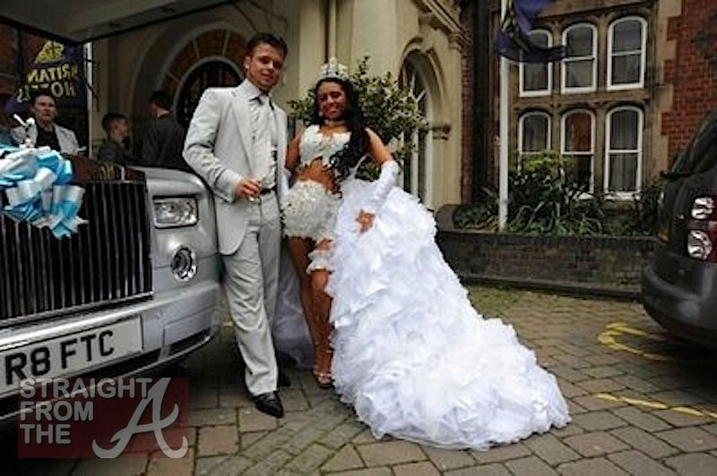 Wedding gowns worst These 15
