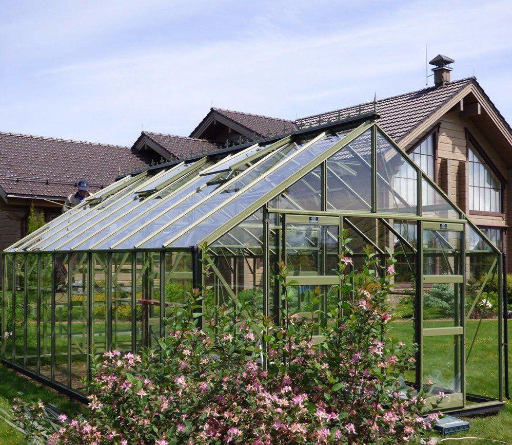 Elite Titan 1200 Greenhouse 12 x 20 ft Elite greenhouses