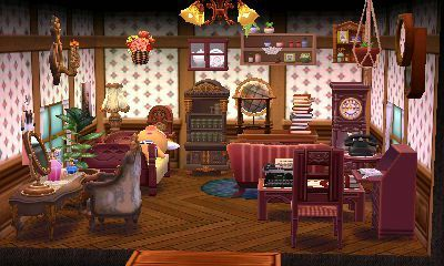 New Leaf Antique Theme Google Search Animal Crossing