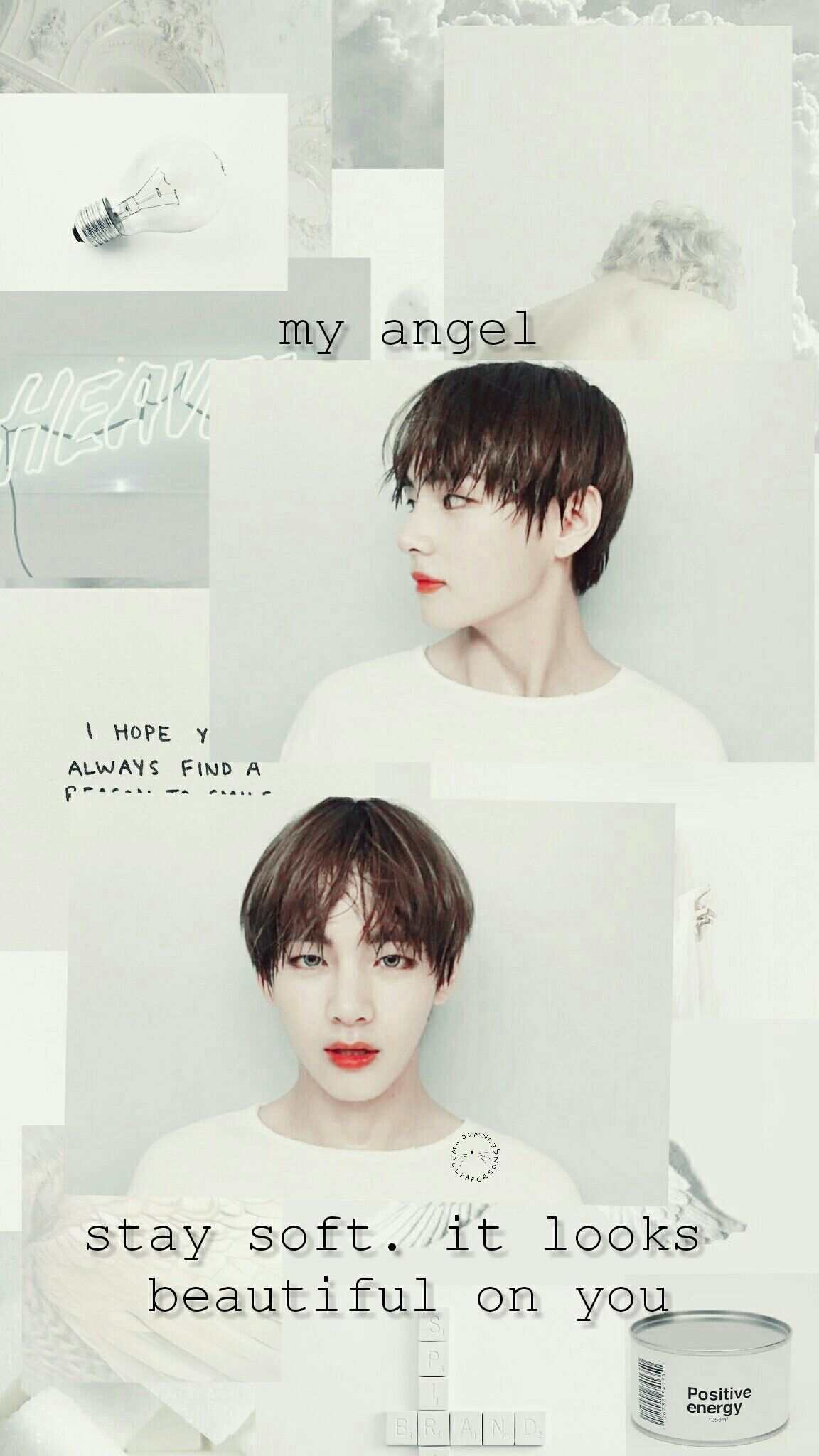 Taehyung Bts Kim White Wallpaper Image By Songeunwoo Discover All Images By Songeunwoo Find More Awesome Taehyung Wallpaper Bts Taehyung White Wallpaper Wallpaper wa bts v