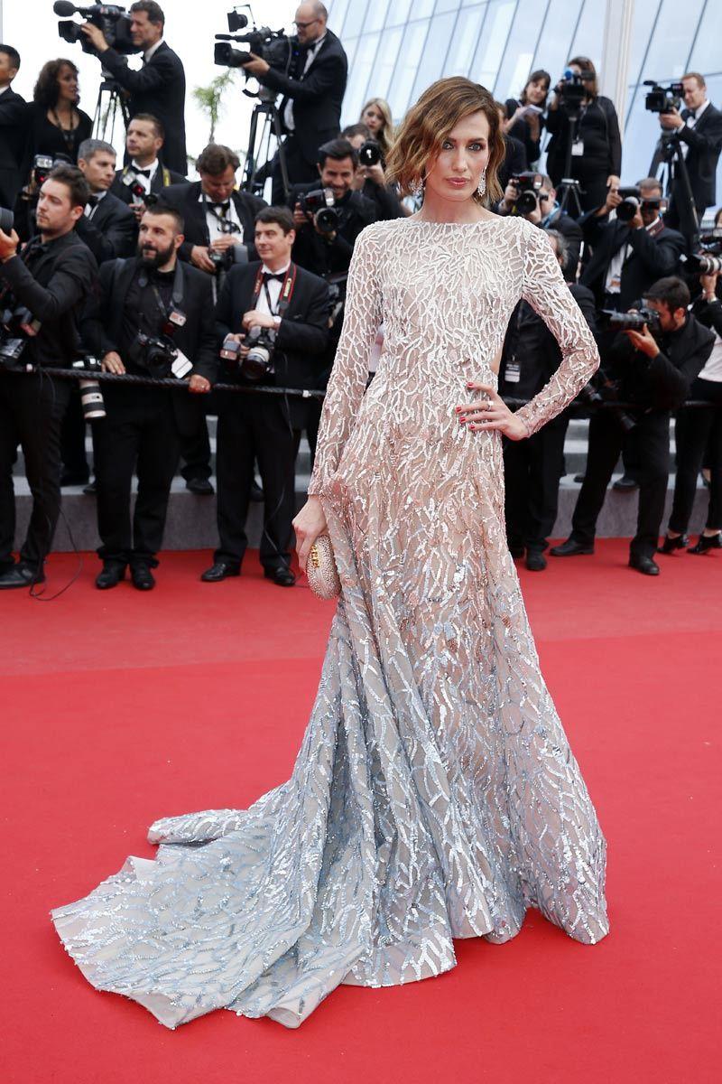 Cannes 2015 Nieves Álvarez