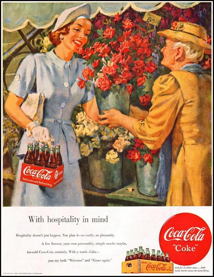 """""""With hospitality in mind"""" (1949)"""
