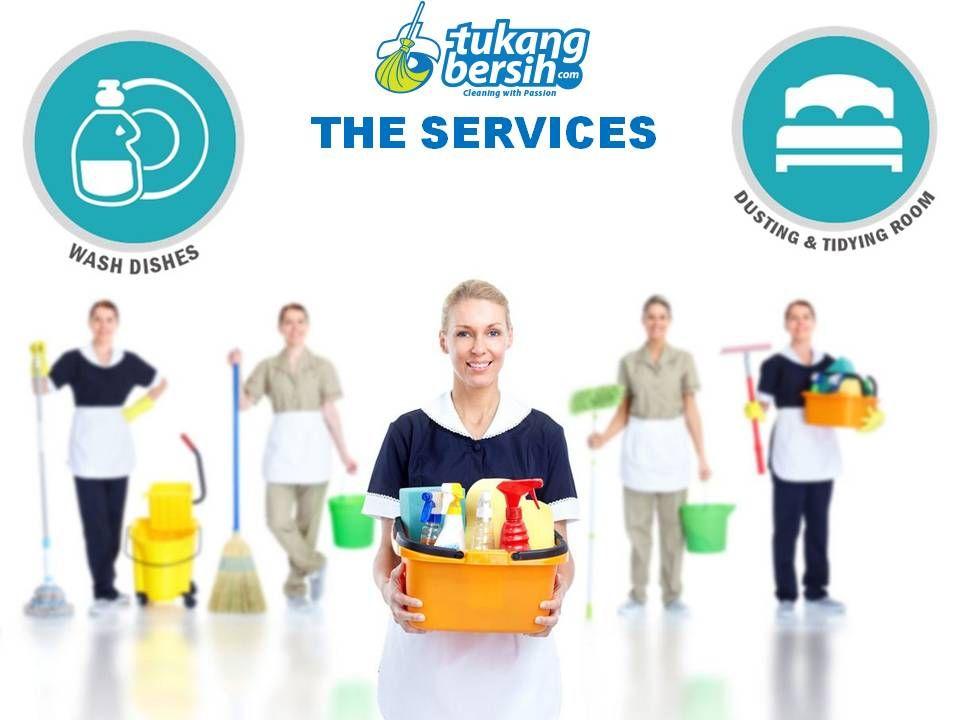 Cleaning With Passion Pembersih Rumah Pembersihan Dubai