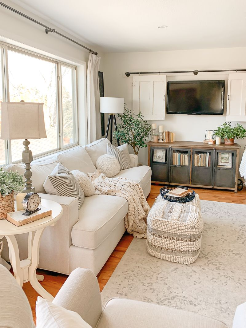 How to Make Any Space Cozy After Christmas (17)  Decoración