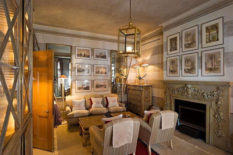images of the blakes hotel london | Blakes Hotel lounge ...