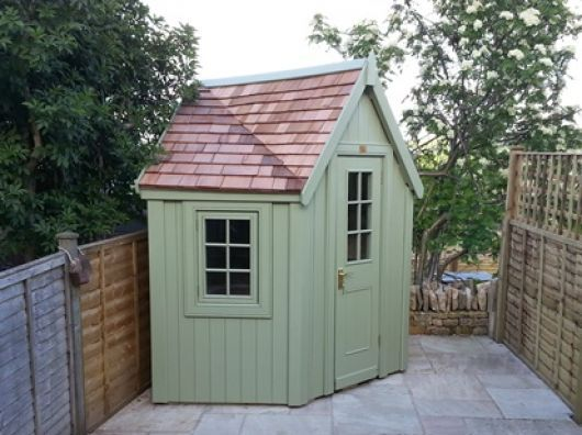 and another corner shed - Corner Garden Sheds 7x7