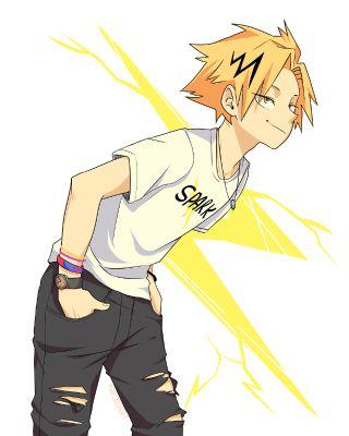 Photo of boku no hero academia [oneshots] [discontinued]   ❀ Kaminari Denki