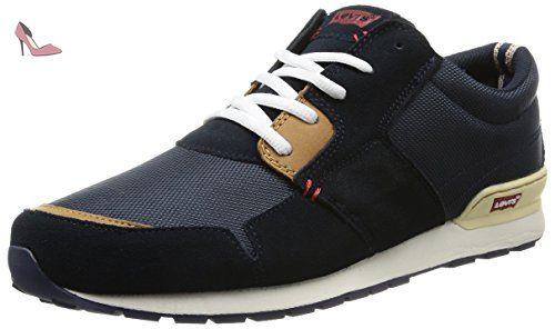 Levi's Ny Runner, Sneakers Basses homme, Bleu (Blue 17), 42