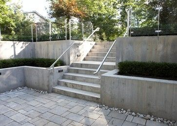 Concrete Retaining Wall Design Ideas, Pictures, Remodel And Decor