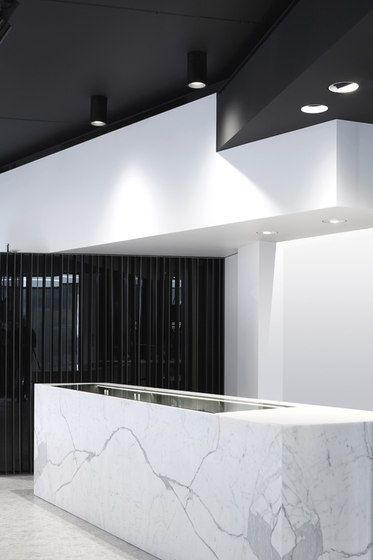 Spotlights | Ceiling-mounted lights | Holon | Kreon. Check it out on ...