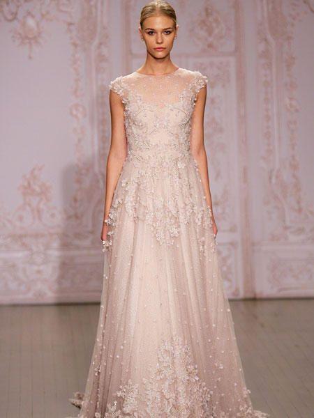 Brautkleider 2015: Die Brautmode-Trends Bridal Week NY