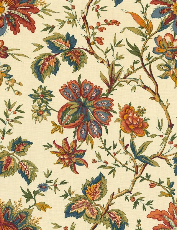 Felicite waverly waverly fabrics waverly wallpaper for Waverly wallpaper