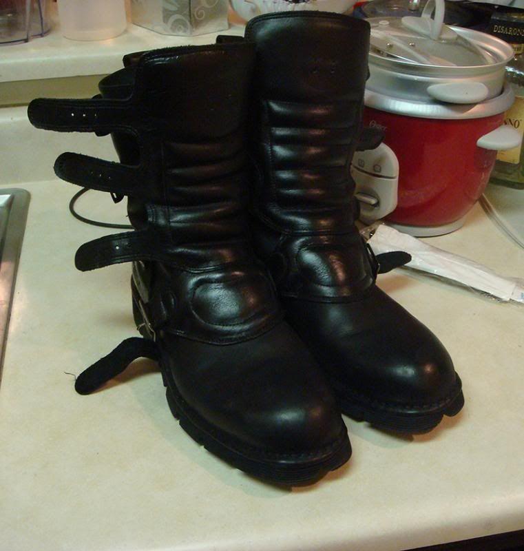 Korban Dallas boots