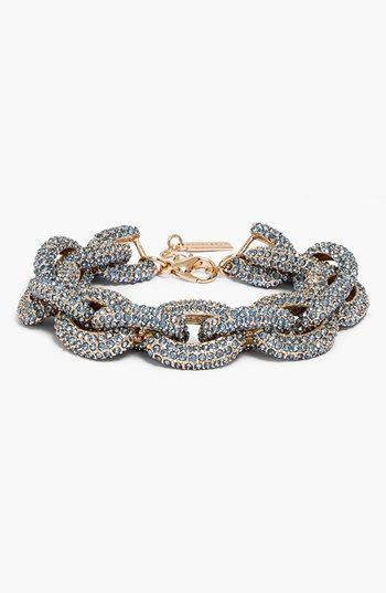 BaubleBar Pavé Link Bracelet | Nordstrom