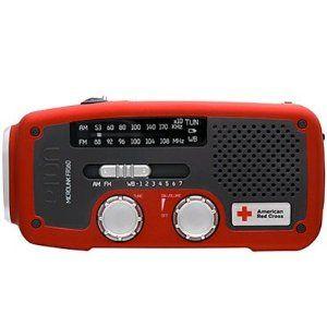 Emergency Preparedness Solar AM//FM//NOAA Weather radio w// Phone Charger