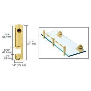 1 4 Glass Shelf Supports 16 Pack Glass Shelf Supports Glass Bar Shelves Glass Shelves