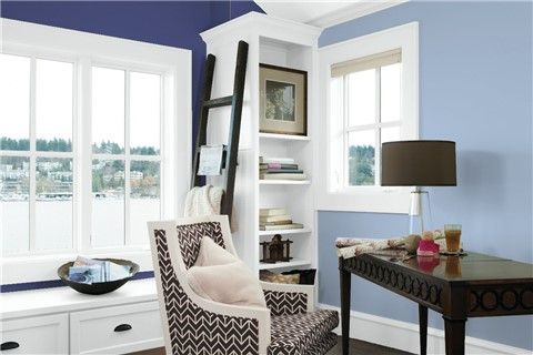 saved color selections benjamin moore home office on benjamin moore office colors id=79275