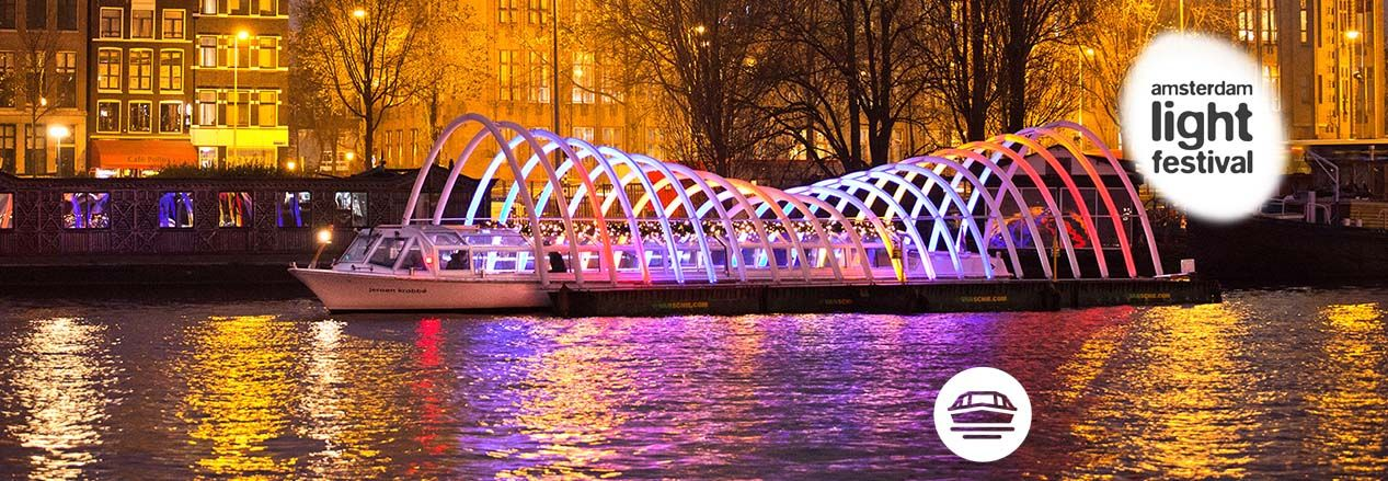 Water Colors Cruise Amsterdam Light Festival Beautiful Places Cruise Amsterdam Canals