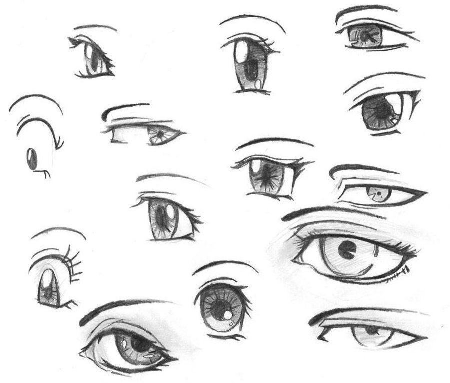 How To Draw Closed Eyes Google Search Dibujos De Ojos Dibujos