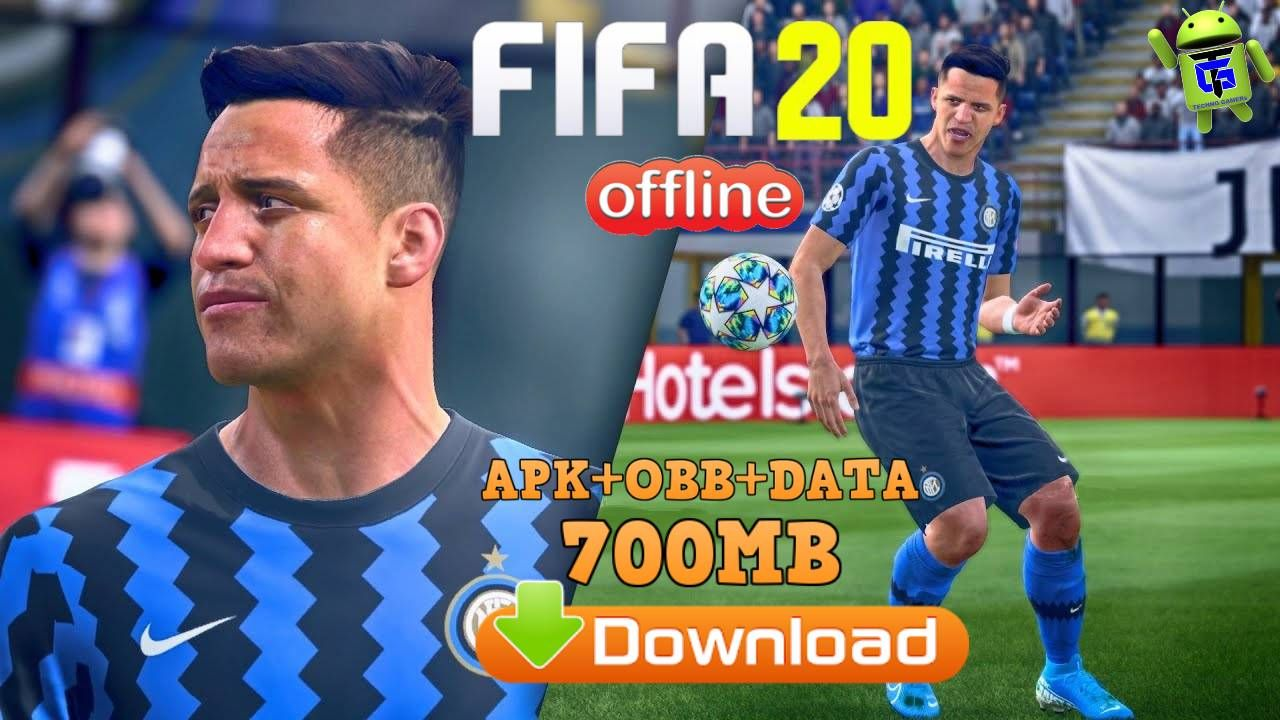 Fifa 20 android offline 700mb download in 2020 fifa 20