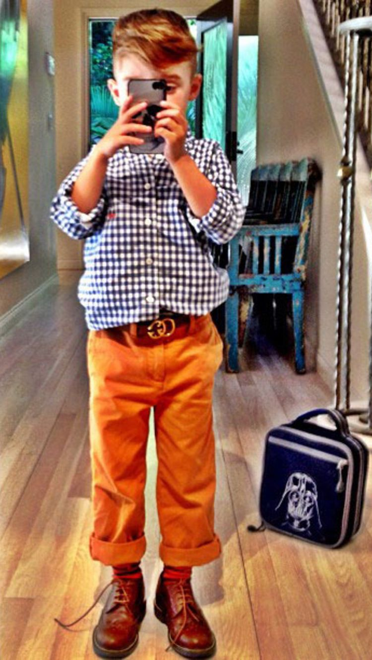 3e43bc26059 The 5-Year-Old Boy Who s Become an Instagram Style Icon