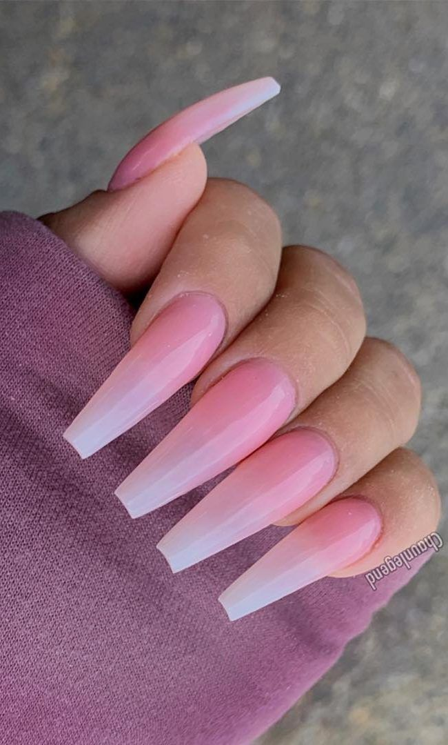 41 Stunning Acrylic Nails Design Ideas And Images for 2019 Part 14