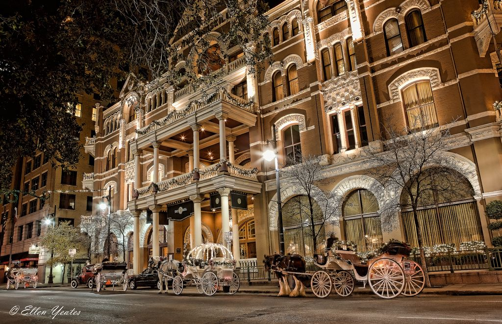 Driskill Hotel Places To Go Austin Hotels Texas Travel